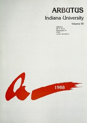 Page 5, 1988 Edition, Indiana University - Arbutus Yearbook (Bloomington, IN) online yearbook collection
