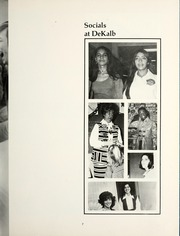 Page 11, 1972 Edition, Dekalb College - Barron Yearbook (Clarkston, GA) online yearbook collection