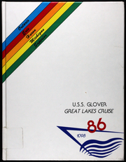 Page 1, 1986 Edition, Glover (FF 1098) - Naval Cruise Book online yearbook collection