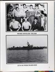 Page 26, 1986 Edition, Glover (FF 1098) - Naval Cruise Book online yearbook collection