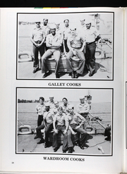 Page 33, 1986 Edition, Glover (FF 1098) - Naval Cruise Book online yearbook collection
