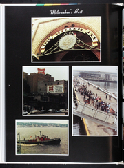 Page 61, 1986 Edition, Glover (FF 1098) - Naval Cruise Book online yearbook collection