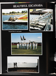 Page 65, 1986 Edition, Glover (FF 1098) - Naval Cruise Book online yearbook collection