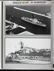 Glover (FF 1098) - Naval Cruise Book online yearbook collection, 1986 Edition, Page 67