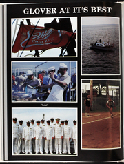 Page 69, 1986 Edition, Glover (FF 1098) - Naval Cruise Book online yearbook collection