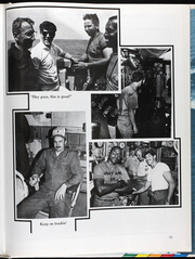 Page 80, 1986 Edition, Glover (FF 1098) - Naval Cruise Book online yearbook collection