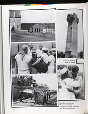 Page 83, 1986 Edition, Glover (FF 1098) - Naval Cruise Book online yearbook collection