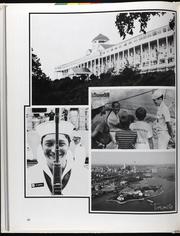 Page 85, 1986 Edition, Glover (FF 1098) - Naval Cruise Book online yearbook collection
