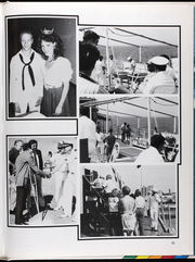 Page 86, 1986 Edition, Glover (FF 1098) - Naval Cruise Book online yearbook collection