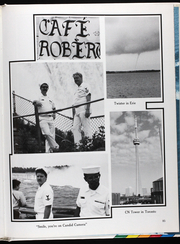 Glover (FF 1098) - Naval Cruise Book online yearbook collection, 1986 Edition, Page 90