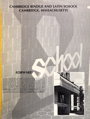 Page 5, 1981 Edition, Cambridge Rindge and Latin High School - CRLS Yearbook (Cambridge, MA) online yearbook collection