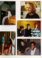 Page 17, 1988 Edition, Cambridge Rindge and Latin High School - CRLS Yearbook (Cambridge, MA) online yearbook collection