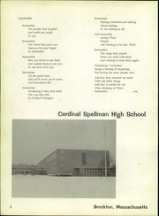 Page 4, 1971 Edition, Cardinal Spellman High School - We Have Only Just Begun Yearbook (Brockton, MA) online yearbook collection