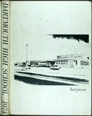 1974 Edition, Dartmouth High School - Harpoon Yearbook (North Dartmouth, MA)