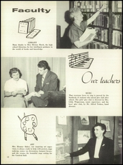 Page 16, 1955 Edition, Stoneham High School - Wildlife Yearbook (Stoneham, MA) online yearbook collection