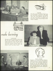 Page 17, 1955 Edition, Stoneham High School - Wildlife Yearbook (Stoneham, MA) online yearbook collection
