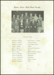 Page 10, 1947 Edition, Burlington High School - Arrowhead Yearbook (Burlington, MA) online yearbook collection