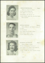 Page 12, 1947 Edition, Burlington High School - Arrowhead Yearbook (Burlington, MA) online yearbook collection