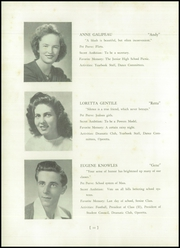 Page 14, 1947 Edition, Burlington High School - Arrowhead Yearbook (Burlington, MA) online yearbook collection