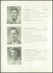 Page 16, 1947 Edition, Burlington High School - Arrowhead Yearbook (Burlington, MA) online yearbook collection