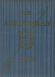 1949 Edition, Burlington High School - Arrowhead Yearbook (Burlington, MA)