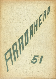 1951 Edition, Burlington High School - Arrowhead Yearbook (Burlington, MA)