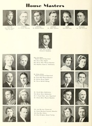 Page 10, 1937 Edition, Brookline High School - Murivian Yearbook (Brookline, MA) online yearbook collection