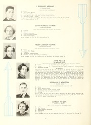 Page 16, 1937 Edition, Brookline High School - Murivian Yearbook (Brookline, MA) online yearbook collection