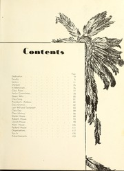 Page 7, 1937 Edition, Brookline High School - Murivian Yearbook (Brookline, MA) online yearbook collection