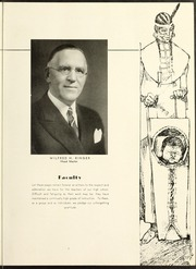 Page 9, 1937 Edition, Brookline High School - Murivian Yearbook (Brookline, MA) online yearbook collection