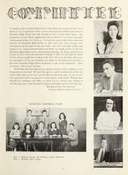 Page 7, 1943 Edition, Brookline High School - Murivian Yearbook (Brookline, MA) online yearbook collection