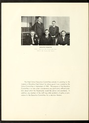 Page 14, 1944 Edition, Brookline High School - Murivian Yearbook (Brookline, MA) online yearbook collection
