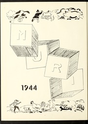 Page 6, 1944 Edition, Brookline High School - Murivian Yearbook (Brookline, MA) online yearbook collection