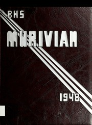 Page 1, 1948 Edition, Brookline High School - Murivian Yearbook (Brookline, MA) online yearbook collection