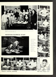 Page 11, 1948 Edition, Brookline High School - Murivian Yearbook (Brookline, MA) online yearbook collection