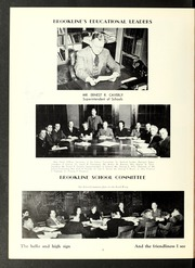 Page 12, 1948 Edition, Brookline High School - Murivian Yearbook (Brookline, MA) online yearbook collection