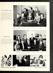 Page 15, 1948 Edition, Brookline High School - Murivian Yearbook (Brookline, MA) online yearbook collection