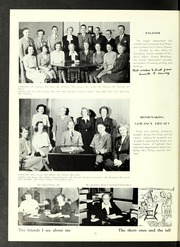 Page 16, 1948 Edition, Brookline High School - Murivian Yearbook (Brookline, MA) online yearbook collection