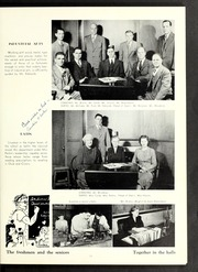 Page 17, 1948 Edition, Brookline High School - Murivian Yearbook (Brookline, MA) online yearbook collection