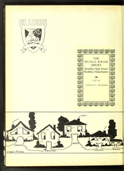 Page 2, 1948 Edition, Brookline High School - Murivian Yearbook (Brookline, MA) online yearbook collection