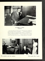 Page 7, 1948 Edition, Brookline High School - Murivian Yearbook (Brookline, MA) online yearbook collection