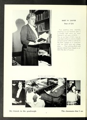 Page 8, 1948 Edition, Brookline High School - Murivian Yearbook (Brookline, MA) online yearbook collection