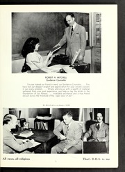 Page 9, 1948 Edition, Brookline High School - Murivian Yearbook (Brookline, MA) online yearbook collection