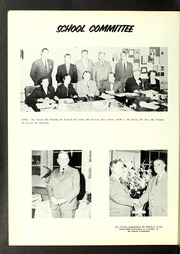 Page 10, 1954 Edition, Brookline High School - Murivian Yearbook (Brookline, MA) online yearbook collection