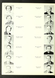 Page 14, 1954 Edition, Brookline High School - Murivian Yearbook (Brookline, MA) online yearbook collection