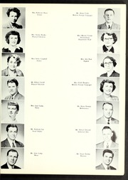 Page 15, 1954 Edition, Brookline High School - Murivian Yearbook (Brookline, MA) online yearbook collection