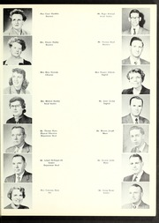Page 17, 1954 Edition, Brookline High School - Murivian Yearbook (Brookline, MA) online yearbook collection