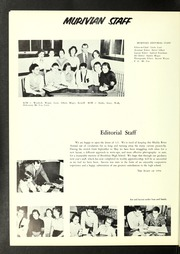 Page 8, 1954 Edition, Brookline High School - Murivian Yearbook (Brookline, MA) online yearbook collection
