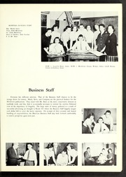 Page 9, 1954 Edition, Brookline High School - Murivian Yearbook (Brookline, MA) online yearbook collection