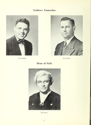 Page 12, 1955 Edition, Brookline High School - Murivian Yearbook (Brookline, MA) online yearbook collection
